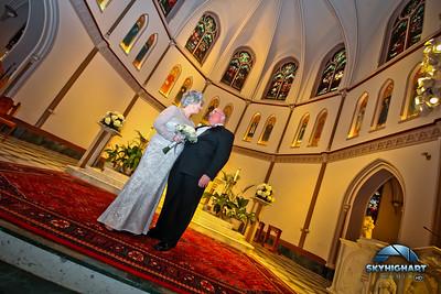 REBECCA WEDDING ST PAULS CHURCH WASHINGTON DC
