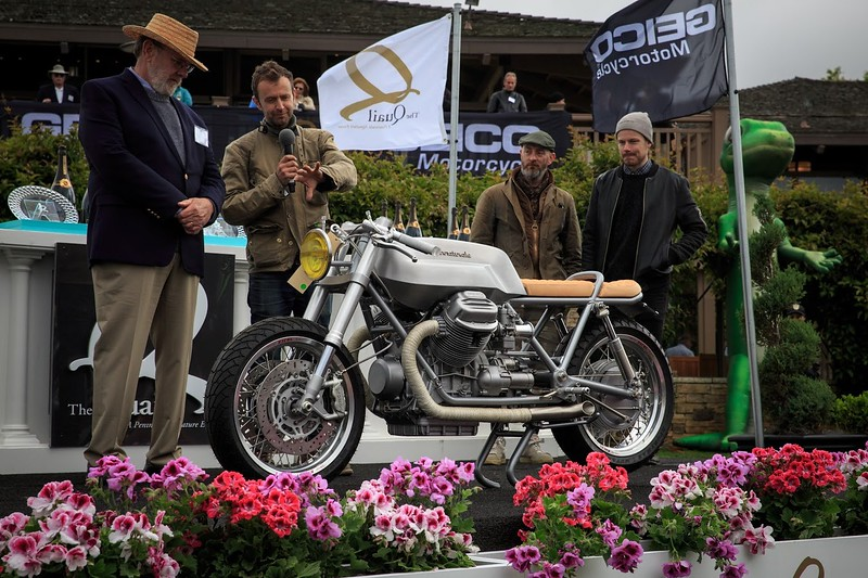 Quail Motorcycle Gathering - Award Winner - Moto Guzzi 850T Untitled Motorcycles Supernaturale Hugo Eccles Design and Style Award.jpg