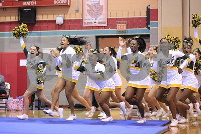 Kennedy - 2015 MCPS Cheerleading Championships