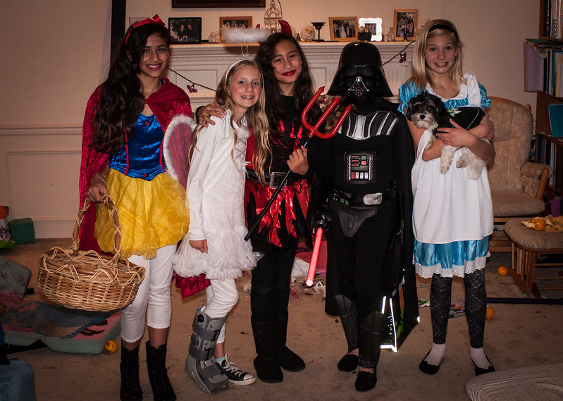 Trick or Treating