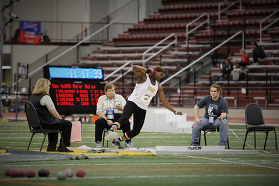 W-Shot Put-2014 NAIA Indoor Track and Field National Championships