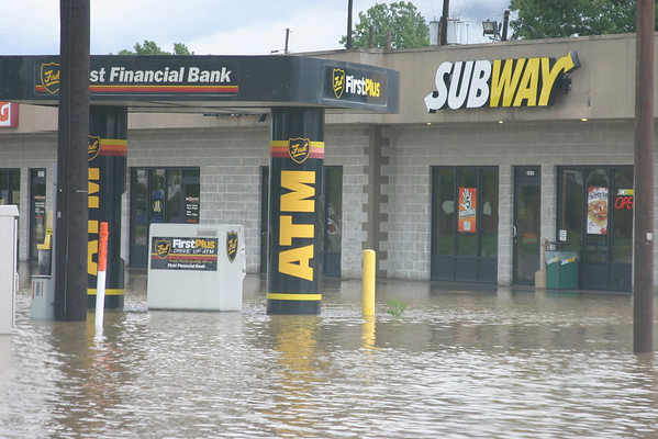 Flood June 7, 2008