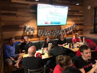 2019 Game Watching Parties