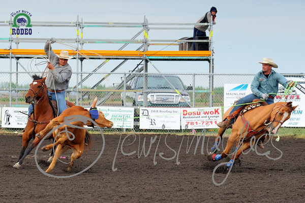Pilot Butte Rodeo 2013 - Hilites