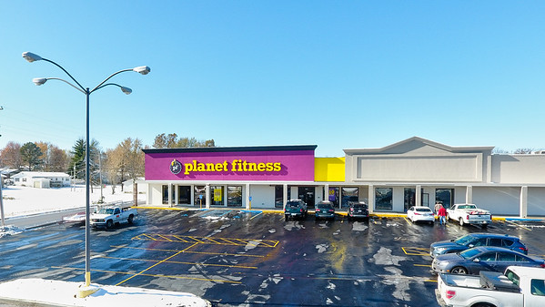 Planet Fitness Rolla Set A