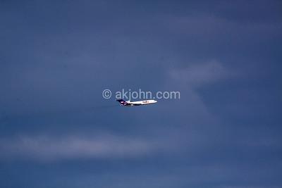 FedEx Landing at Merrill Field