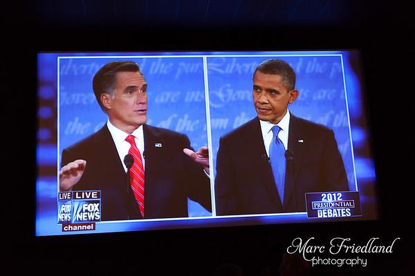 Watch Party-Presidential Debate #1