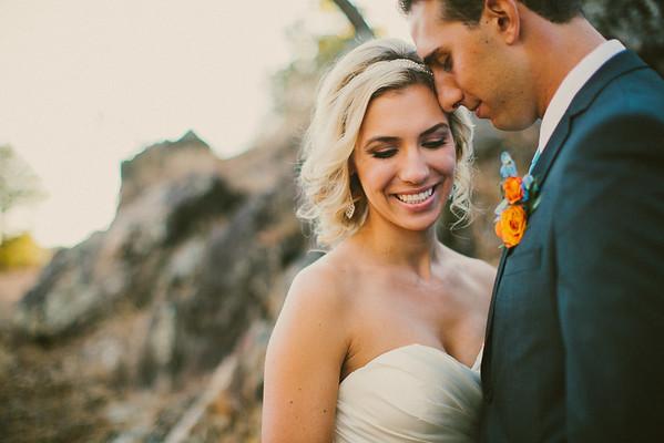 Hanna & Scott Wedding Photos