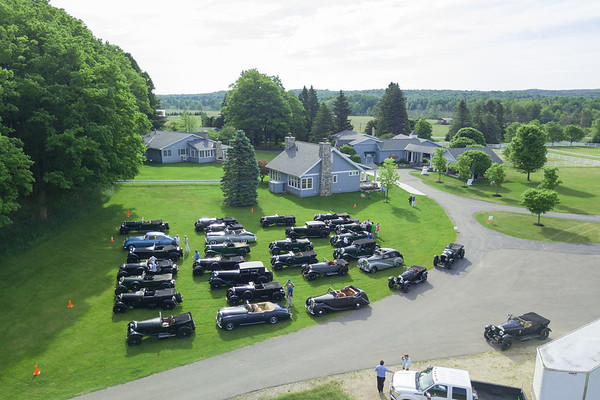 Maple River Farm Bentley car show Photography