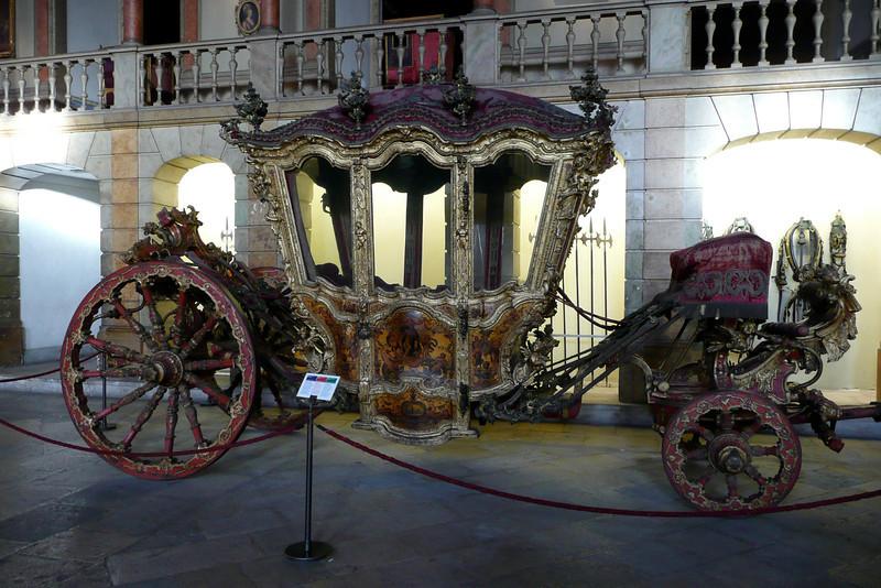 Museu Nacional dos Coches. Belém, Lisbon