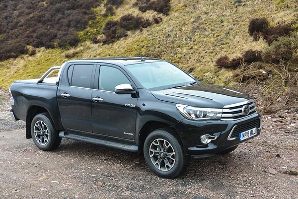 Toyota Hilux InvincibleX 2018