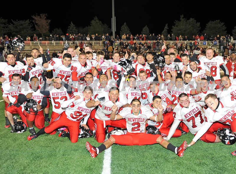 Newfield vs East Islip Football 2011