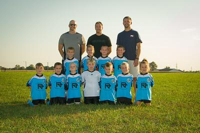 Belle-Clair Soccer League Team Pictures
