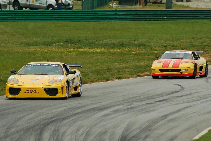 couple Challenge cars