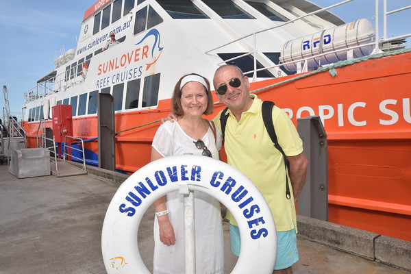 Sunlover Cruises 07th March