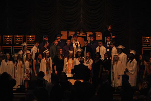 Adele's Graduation