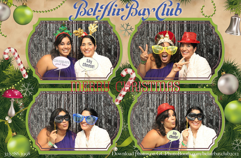 Bel Air Bay Club 2012