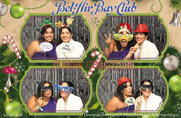 Bel Air Bay Club 2012