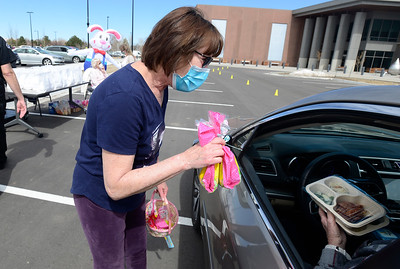Photos: Broomfield Easter Meals