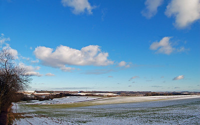 LINCOLNSHIRE WOLDS DRIVE