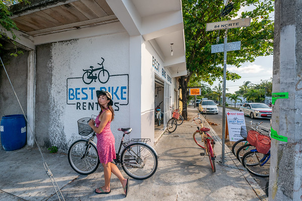 4-24 Best Bike Rentals Playa del Carmen