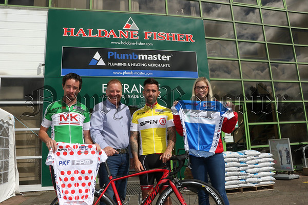 LAUNCH NEWRY WHEELERS 3 DAY CYCLE RACE