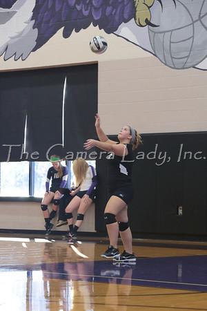 CHCA 2013 JV Volleyball vs CCS 10.10