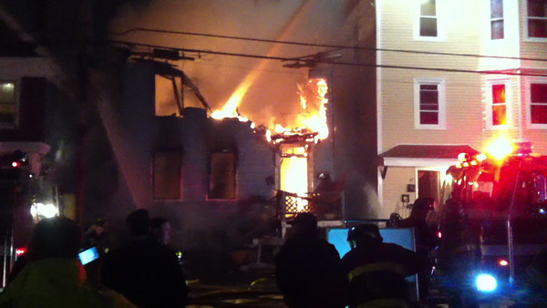 Lawrence 3rd Alarm - 51 Springfield St - 11/27/12