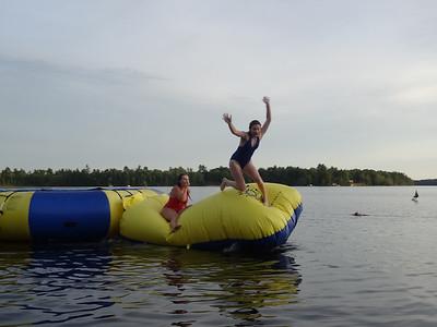 Aquatramp!
