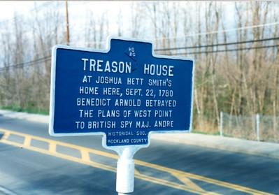 Treason House Site