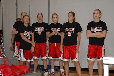 Girls Varsity Basketball - 2006-2007 -  9/26/2006 Spring Lake