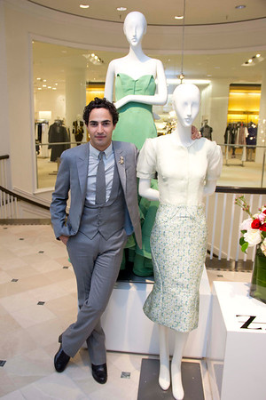 Zac Posen - Saks Fifth Avenue, Philadelphia, PA
