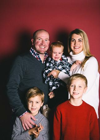 Xmas mini Wilson Family