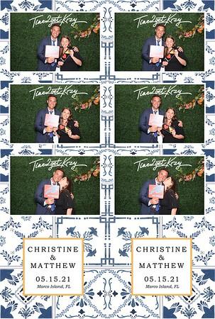 Christine & Matthew