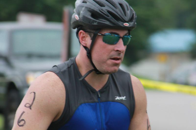 2013 Bowling Green Sprint Triathlon