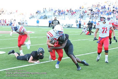 180830 Weiss Wolves vs Leander Lions