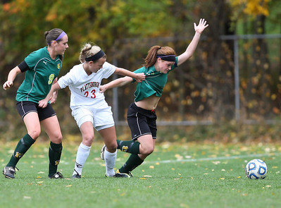 Brockport Women v. Plattsburgh Cardinals 10-20-12