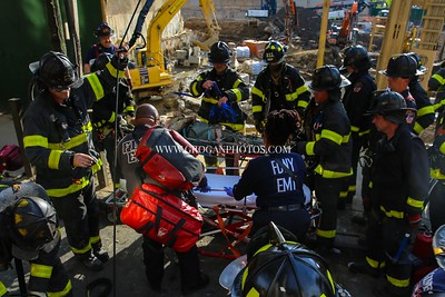 Brooklyn Trench Rescue Box 374 All Hands 376 Flushing Ave. 5/16/19