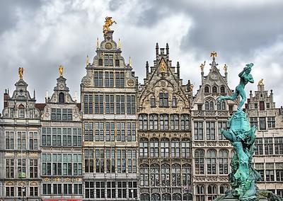Nijmegen - Antwerp