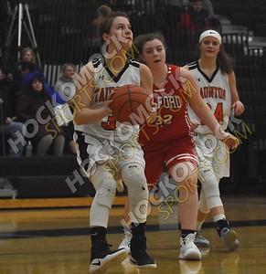 Taunton - Milford Girls Basketball 1-15-19