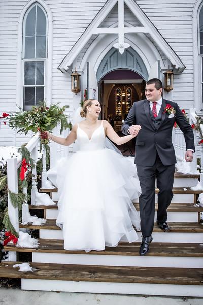 Molly & Matt  |  Wedding Pictures