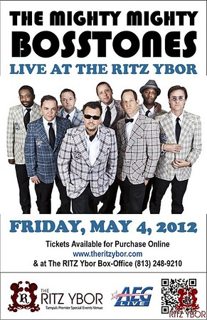The Mighty Mighty Bosstones May 4, 2012