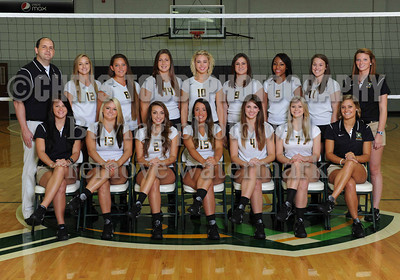 2013 Volleyball Team & Individuals