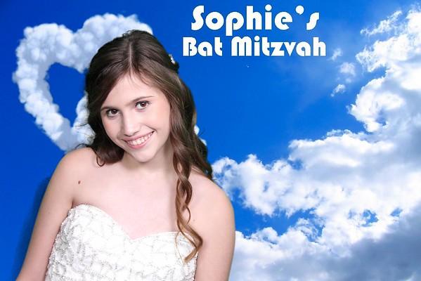 Sophie's Bat Mitzvah Event