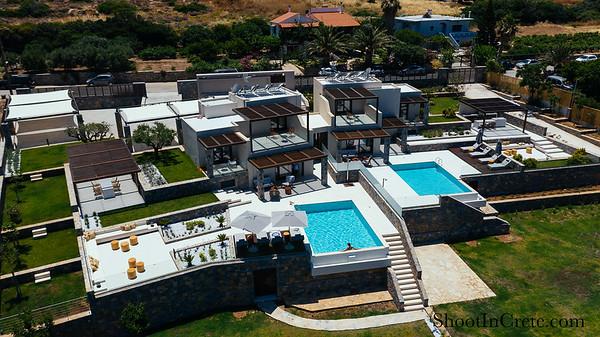 Yades Villa Drone