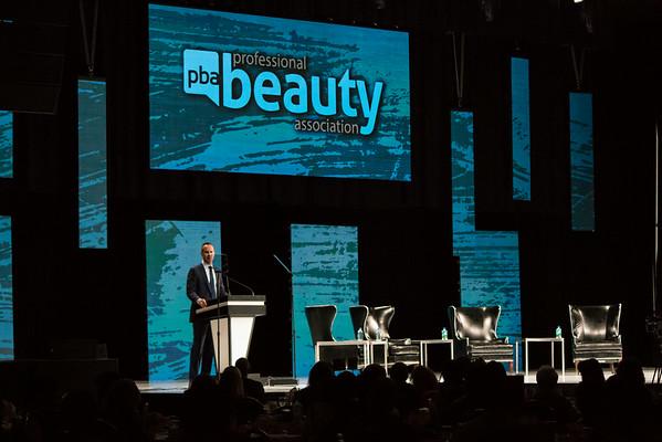 2014 PBA Beauty Week and Cosmoprof North America