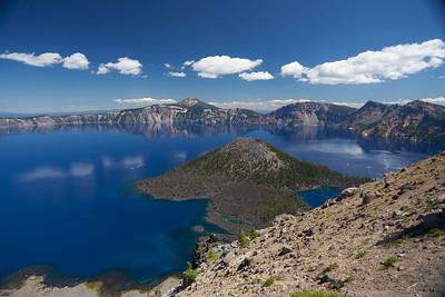 2016-08-08 - Crater Lake