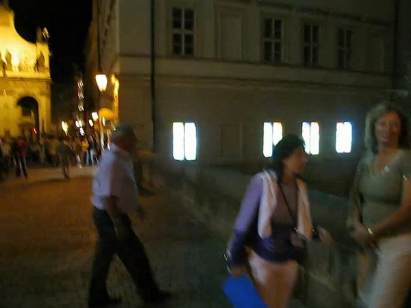 Prague, Frankfurt and Salzberg 2007 Videos