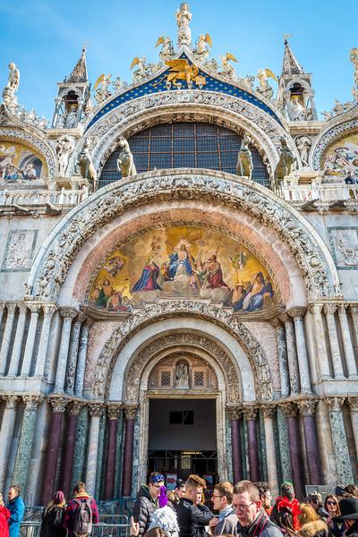 Basilica di San Marco, Venice Italy