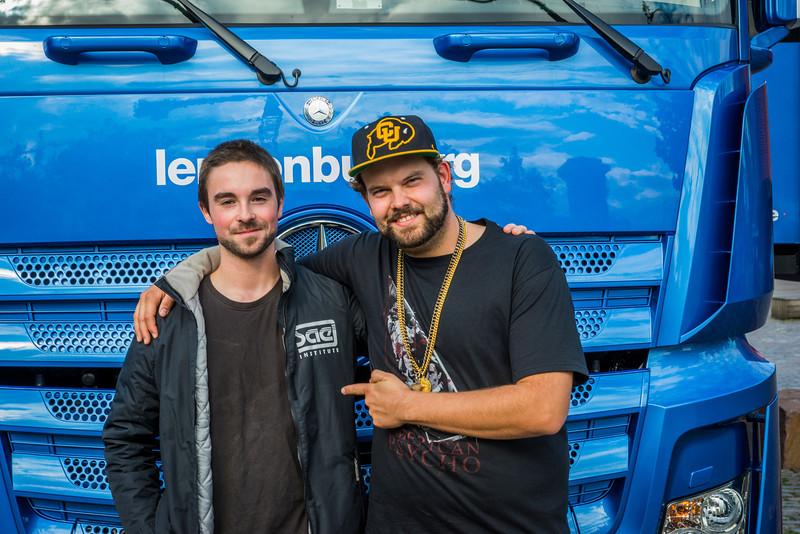 2013_09_27, Hamburg, DE, Germany, Reeperbahn Music Festival, Music Festival, Session, Luis Laserpower, SAE